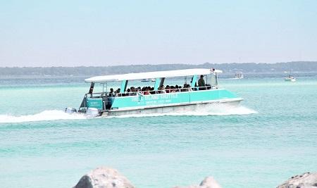 Shell Island Panama City Beach